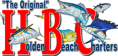 Fishing Charters at Holden Beach | Inshore and Deep Sea